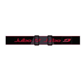 Julbo Airflux OTG Occhiali A Maschera, nero/rosso